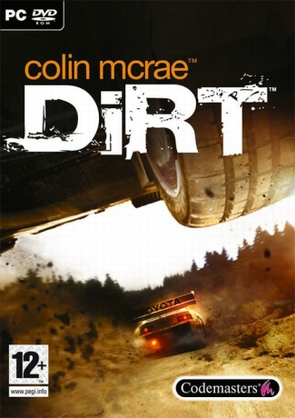 Colin McRae DiRT (2007) PL